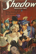 Entertainment Collectibles:Comic Character, The Shadow (Street & Smith) September-November 1935 Bound Volume....