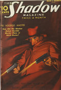 Entertainment Collectibles:Comic Character, The Shadow (Street & Smith) March-November 1936 Bound Volumes.... (Total: 3 Items)