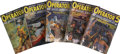 Books:Periodicals, Operator #5 (Popular, 1936-39) Group of 30....