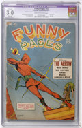 Golden Age (1938-1955):Miscellaneous, Funny Pages #42 (Centaur, 1940) CGC Apparent GD/VG 3.0 Cream to off-white pages....