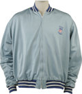 Football Collectibles:Uniforms, 1970s Dallas Cowboys Team Issued Coaches Sideline Jacket. A beautiful example of the sideline-worn Dallas Cowboys jacket wo...