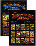 Books:Sets, The Photo-Journal Guide to Comics Volumes One and Two (Gerber,1989). ...