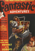 Books:Periodicals, Fantastic Adventures (Ziff-Davis) May 1939-May 1940 Bound Volume....