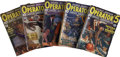 Books:Periodicals, Operator #5 (Popular, 1934-35) First 20 Issues....