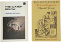 Books:First Editions, Lot of Two Books Published by Walker and Company.... (Total: 2Items)