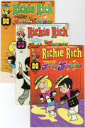 Bronze Age (1970-1979):Cartoon Character, Richie Rich and Jackie Jokers #1-48 File Copy Group (Harvey,1973-82) Condition: Average NM.... (Total: 48 Comic Books)