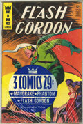 Silver Age (1956-1969):Miscellaneous, King Comics 3-Pack Unopened (King Comics, 1967) Condition: Average NM-....