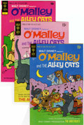 Bronze Age (1970-1979):Cartoon Character, O'Malley and the Alley Cats #1-9 File Copy Group (Gold Key,1971-74) Condition: Average NM-.... (Total: 9 Comic Books)