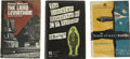 Books:First Editions, Lot of Three Science Fiction Novels from Doubleday,... (Total: 3Items)