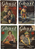 Books:Periodicals, Ghost Stories (MacFadden, 1928-32) Group of 26.... (Total:26 Items)