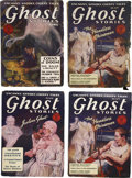 Books:Periodicals, Ghost Stories (MacFadden, 1926-29) Group of 58.... (Total: 58 Items)