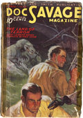 Books:Periodicals, Doc Savage April 1933 (Street & Smith) FR - SecondIssue....