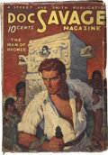 Books:Periodicals, Doc Savage March 1933 (Street and Smith) Apparent GD/VG -First Issue....