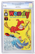 Silver Age (1956-1969):Humor, Wendy, the Good Little Witch #37 File Copy (Harvey, 1966) CGC NM+ 9.6 Cream to off-white pages....