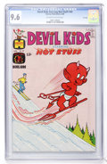 Silver Age (1956-1969):Cartoon Character, Devil Kids #40 File Copy (Harvey, 1969) CGC NM+ 9.6 Off-white to white pages....