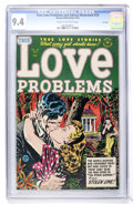 Golden Age (1938-1955):Romance, True Love Problems and Advice Illustrated #29 File Copy (Harvey,1954) CGC NM 9.4 Cream to off-white pages....