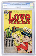 Golden Age (1938-1955):Romance, True Love Problems and Advice Illustrated #30 File Copy (Harvey,1954) CGC NM- 9.2 Cream to off-white pages....