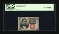 Fractional Currency:Fifth Issue, Fr. 1266 10c Fifth Issue PCGS New 62PPQ....