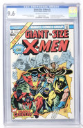 Bronze Age (1970-1979):Superhero, Giant-Size X-Men #1 (Marvel, 1975) CGC NM+ 9.6 Off-white to whitepages....