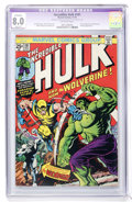 Bronze Age (1970-1979):Superhero, The Incredible Hulk #181 (Marvel, 1974) CGC Apparent VF 8.0 Slight(P) Off-white pages....
