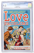 Golden Age (1938-1955):Romance, True Love Problems and Advice Illustrated #13 File Copy (Harvey,1952) CGC NM- 9.2 Cream to off-white pages....