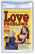 Golden Age (1938-1955):Romance, True Love Problems and Advice Illustrated #14 File Copy (Harvey,1952) CGC NM- 9.2 Cream to off-white pages....