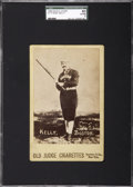 Baseball Cards:Singles (Pre-1930), 1888-89 Old Judge N173 King Kelly SGC 80 EX/NM 6....