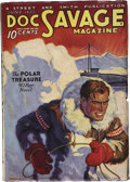 Books:Periodicals, Doc Savage June 1933 (Street & Smith) VG/FN - FourthIssue....