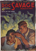Books:Periodicals, Doc Savage May 1933 (Street & Smith) VG/FN - ThirdIssue....