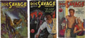 Books:Periodicals, Doc Savage (Street & Smith, 1933) Group of Three....(Total: 3 Items)