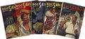 Books:Periodicals, Doc Savage (Street & Smith, 1934) Group of Five....(Total: 5 Items)