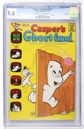 Bronze Age (1970-1979):Cartoon Character, Casper's Ghostland #61 File Copy (Harvey, 1971) CGC NM+ 9.6Off-white to white pages....