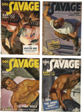 Books:Periodicals, Doc Savage (Street & Smith, 1940-43) Group of 48.... (Total: 48 Items)