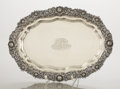 Silver Holloware, American:Trays, AN AMERICAN SILVER TRAY. Tiffany & Co., New York, New York,circa 1880. Marks: TIFFANY & CO. 6135 MAKERS 6735, STERLINGSI...