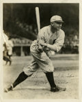Autographs:Others, 1917 Tris Speaker Signed Photograph by Van Oeyen....