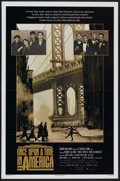 "Movie Posters:Crime, Once Upon a Time in America (Warner Brothers, 1984). One Sheet (27""X 41"") Advance. Crime...."