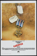 "Movie Posters:War, Catch-22 (Paramount, 1970). One Sheet (27"" X 41""). War...."