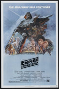 "Movie Posters:Science Fiction, The Empire Strikes Back (20th Century Fox, 1980). One Sheet (27"" X41"") Style B. Science Fiction...."