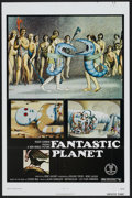 "Movie Posters:Animated, Fantastic Planet (New World, 1973). One Sheet (27"" X 41""). Animated...."