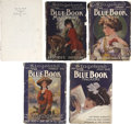 Books:Periodicals, Blue Book (McCall's, 1907-17) Group of 37.... (Total: 37Items)