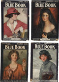 Books:Periodicals, Blue Book (McCall, 1923-32) Group of 46.... (Total: 46Items)