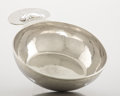Silver Holloware, American:Bowls, AN AMERICAN SILVER CHILD'S PORRINGER. The Kalo Shop, Chicago,Illinois, circa 1920. Marks: KALO, STERLING, 9095. 1-1/2x...