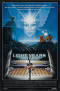 "Movie Posters:Animated, Light Years (Miramax, 1988). One Sheet (27"" X 41""). Animated...."