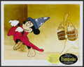 "Movie Posters:Animated, Fantasia (Buena Vista, R-1963). Lobby Card Set of 8 (11"" X 14""). Animated.... (Total: 8 Items)"