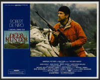 "The Deer Hunter (Universal, 1978). Lobby Card Set of 4 (11"" X 14""). Academy Award Winner.... (Total: 4 Items)"