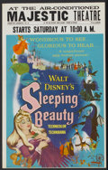 "Movie Posters:Animated, Sleeping Beauty (Buena Vista, 1959). Window Card (14"" X 22"").Animated...."