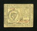Colonial Notes:Continental Congress Issues, Continental Currency November 29, 1775 $8 Extremely Fine....