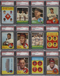 Baseball Cards:Sets, 1963 Topps Baseball High Grade Complete Set (576). ...