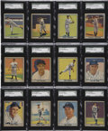 Baseball Cards:Sets, 1941 Play Ball SGC-Graded Complete Set (72)....