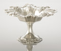 Silver Holloware, American:Bowls, AN AMERICAN SILVER FOOTED BOWL. Reed & Barton, Taunton,Massachusetts, designed 1907. Marks: REED & BARTON,STERLING, X568...